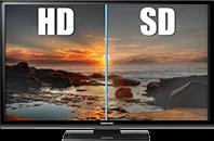 каналы русского телевидения в HD И FULL HD