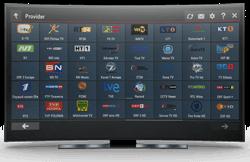 Плейер SS IPTV для просмотра телевидения OTTCLUB