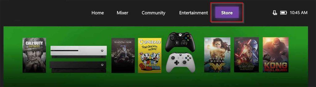 Kodi на Xbox One